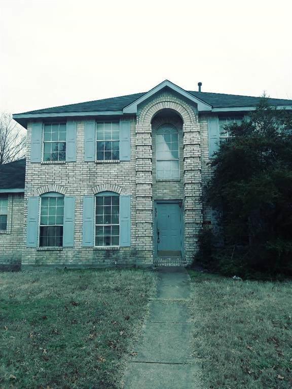 820 Eagle Drive, Desoto, TX 75115 (MLS #14240603) :: Real Estate By Design