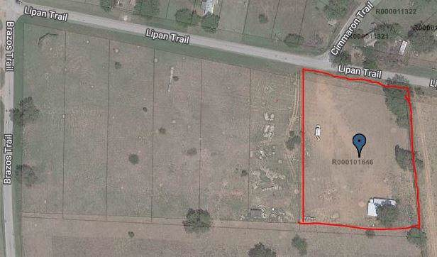 201 E Lipan Trail, Weatherford, TX 76087 (MLS #14240988) :: Team Hodnett