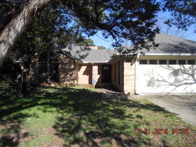 1207 Sierra Vista Drive, Granbury, TX 76048 (MLS #14241052) :: Real Estate By Design
