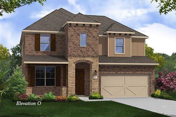 1209 Upland Dove Drive, Little Elm, TX 75068 (MLS #14242228) :: Tenesha Lusk Realty Group