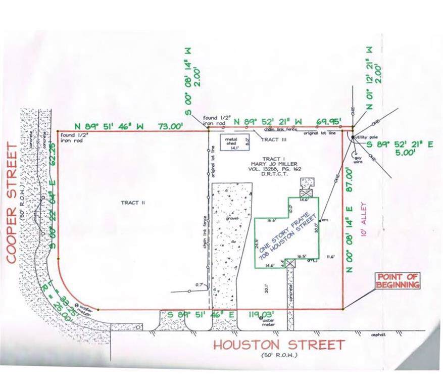 708 Houston Street - Photo 1