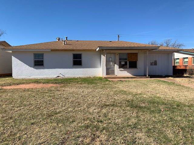 974 N Jefferson Street, Abilene, TX 79603 (MLS #14244169) :: Tenesha Lusk Realty Group
