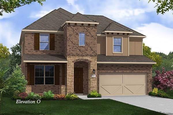 1009 Embers Lane, Denton, TX 76201 (MLS #14244267) :: Real Estate By Design