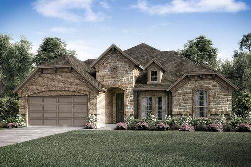 1701 Sluice Drive, Mansfield, TX 76063 (MLS #14246050) :: The Tierny Jordan Network