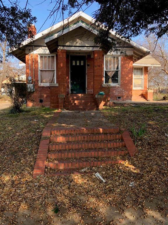3512 Washington Street, Greenville, TX 75401 (MLS #14250818) :: RE/MAX Pinnacle Group REALTORS