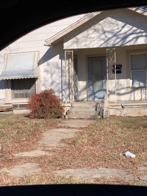 1215 Roberts Street E, Fort Worth, TX 76104 (MLS #14251411) :: Trinity Premier Properties
