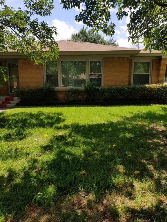 3629 Norton Drive, Richland Hills, TX 76118 (MLS #14252046) :: The Hornburg Real Estate Group