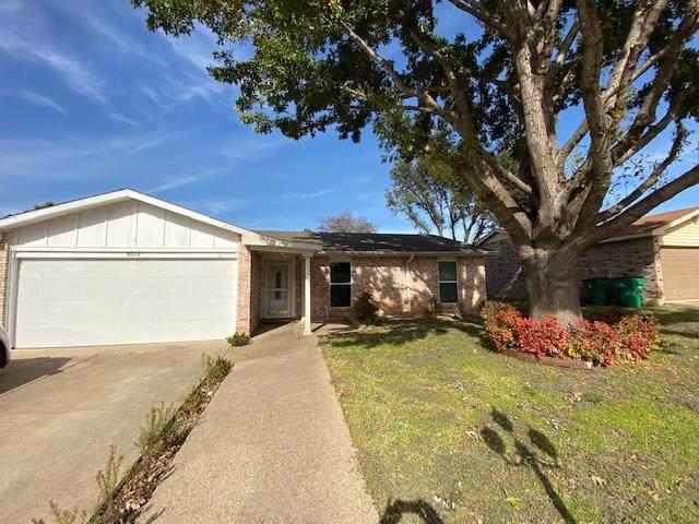6013 Hillcrest Drive, Watauga, TX 76148 (MLS #14253248) :: North Texas Team | RE/MAX Lifestyle Property