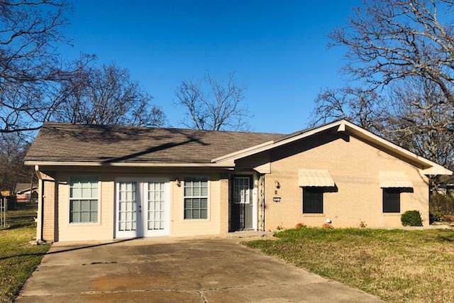 924 W State Highway 243, Canton, TX 75103 (MLS #14256821) :: The Tierny Jordan Network