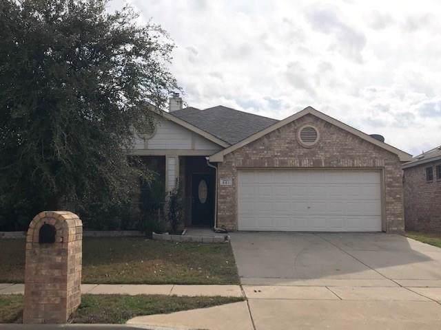 501 Foxcraft Drive, Fort Worth, TX 76131 (MLS #14256903) :: The Kimberly Davis Group