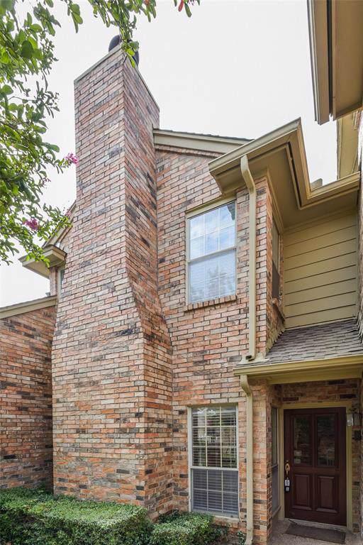 1217 Woodland Park Drive, Hurst, TX 76053 (MLS #14257260) :: The Good Home Team