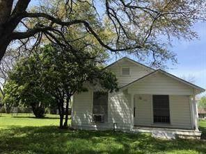 610 W Lone Star Avenue, Cleburne, TX 76033 (MLS #14257583) :: Robbins Real Estate Group