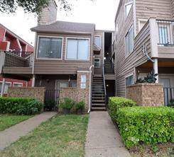 9811 Walnut Street #202, Dallas, TX 75243 (MLS #14258040) :: The Hornburg Real Estate Group