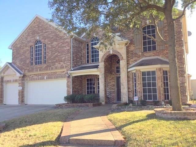 1126 Glencoe Drive, Glenn Heights, TX 75154 (MLS #14258372) :: The Hornburg Real Estate Group