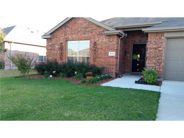 512 Basswood Lane, Melissa, TX 75454 (MLS #14258391) :: RE/MAX Town & Country