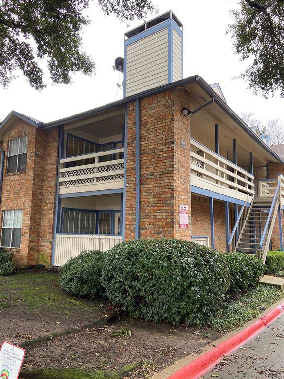 1601 Marsh Lane #201, Carrollton, TX 75006 (MLS #14259191) :: Team Tiller