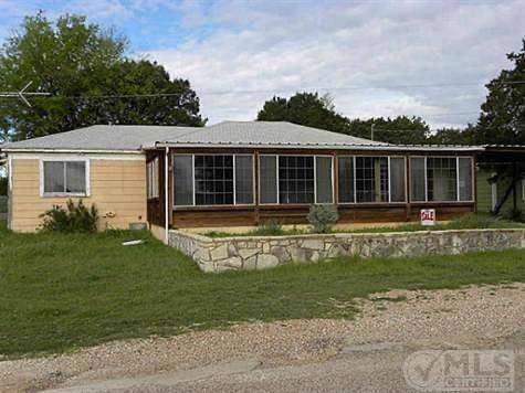 109 County Road 1700, Clifton, TX 76634 (MLS #14259238) :: Team Hodnett