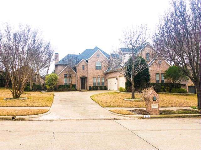 812 Country Club Drive, Heath, TX 75032 (MLS #14259857) :: Hargrove Realty Group