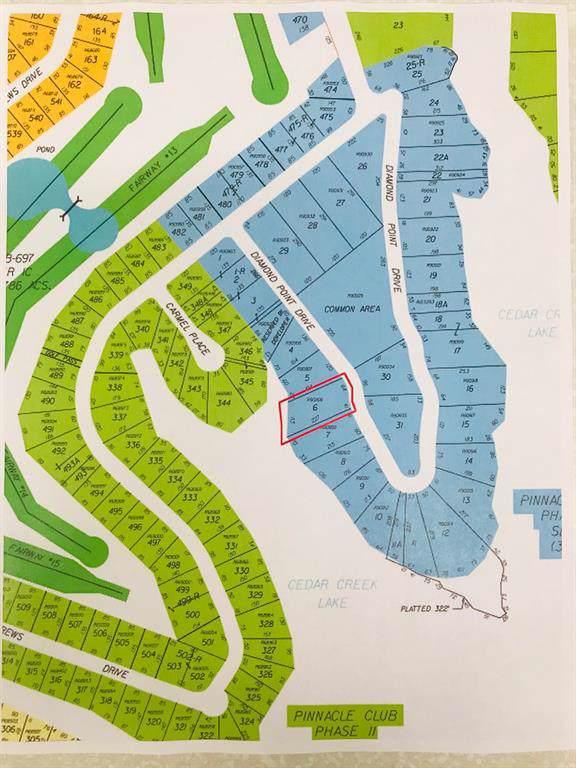 138 Diamond Point Drive, Mabank, TX 75156 (MLS #14260182) :: Trinity Premier Properties