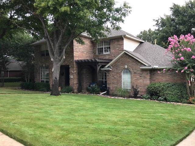 4004 Saturn Street, Flower Mound, TX 75028 (MLS #14260765) :: Team Tiller