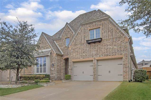 1007 Edgefield Lane, Forney, TX 75126 (MLS #14261421) :: RE/MAX Landmark