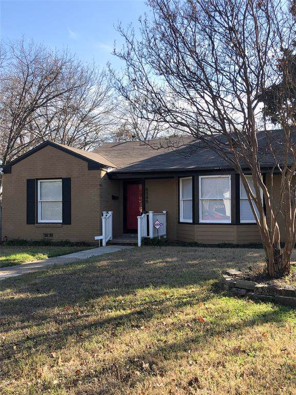 6345 Malvey Avenue, Fort Worth, TX 76116 (MLS #14261741) :: Roberts Real Estate Group
