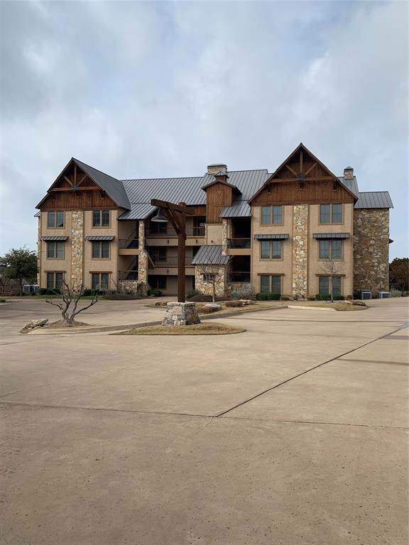 2043 Harbor Way #203, Possum Kingdom Lake, TX 76449 (MLS #14263078) :: The Hornburg Real Estate Group