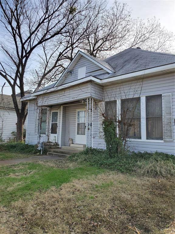 1311 Ash Street, Commerce, TX 75428 (MLS #14263186) :: The Hornburg Real Estate Group