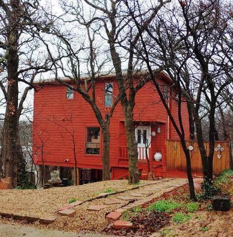 206 Tharp Drive, Highland Village, TX 75077 (MLS #14263480) :: RE/MAX Landmark