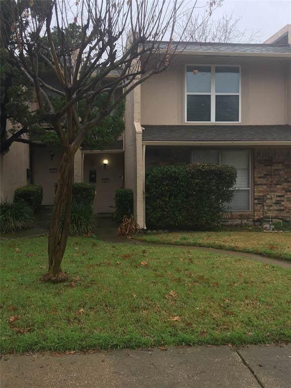 421 Arborview Drive, Garland, TX 75043 (MLS #14263502) :: RE/MAX Landmark