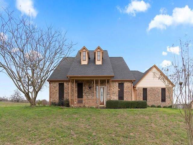 7593 Ranch Road, Athens, TX 75751 (MLS #14263596) :: Trinity Premier Properties