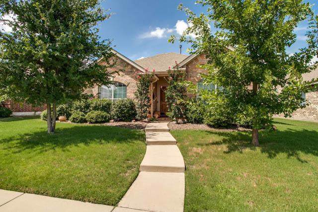 1521 Sleepy Hollow Drive, Allen, TX 75002 (MLS #14263670) :: Century 21 Judge Fite Company