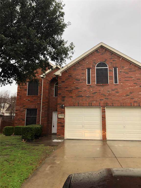 8153 Keechi Creek Court, Fort Worth, TX 76137 (MLS #14263751) :: Real Estate By Design