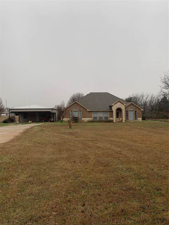 1161 County Road 2175, Decatur, TX 76234 (MLS #14263853) :: The Heyl Group at Keller Williams