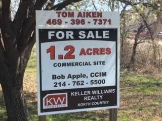 516 S Oklahoma Drive, Celina, TX 75009 (MLS #14263907) :: The Kimberly Davis Group