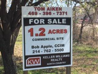516 S Oklahoma Drive, Celina, TX 75009 (MLS #14263907) :: Real Estate By Design