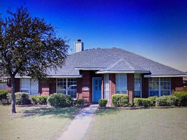1309 Normandy Lane, Allen, TX 75002 (MLS #14263913) :: Century 21 Judge Fite Company