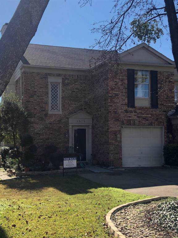 1616 Maybrook Court, Arlington, TX 76014 (MLS #14264020) :: The Real Estate Station