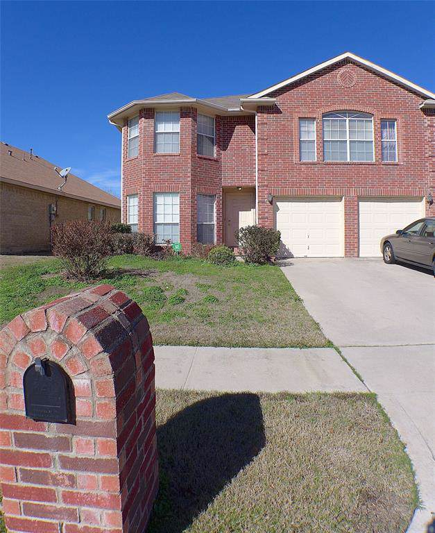 1709 Brookarbor Court, Arlington, TX 76018 (MLS #14264061) :: The Hornburg Real Estate Group