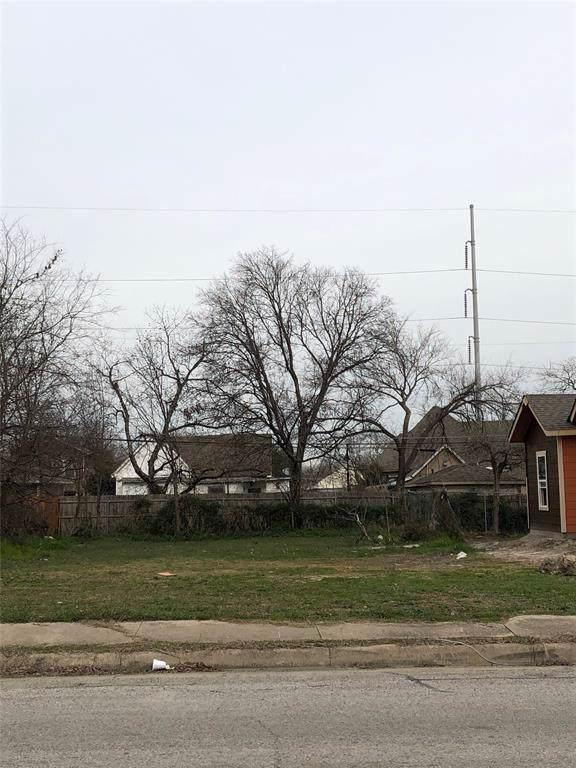 1019 E Hattie Street, Fort Worth, TX 76104 (MLS #14264351) :: Real Estate By Design