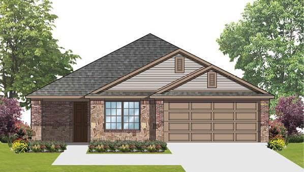 3371 Everly Drive, Fate, TX 75189 (MLS #14264919) :: Ann Carr Real Estate