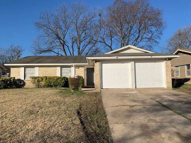 1021 Darnel Drive, Mesquite, TX 75149 (MLS #14265329) :: Potts Realty Group