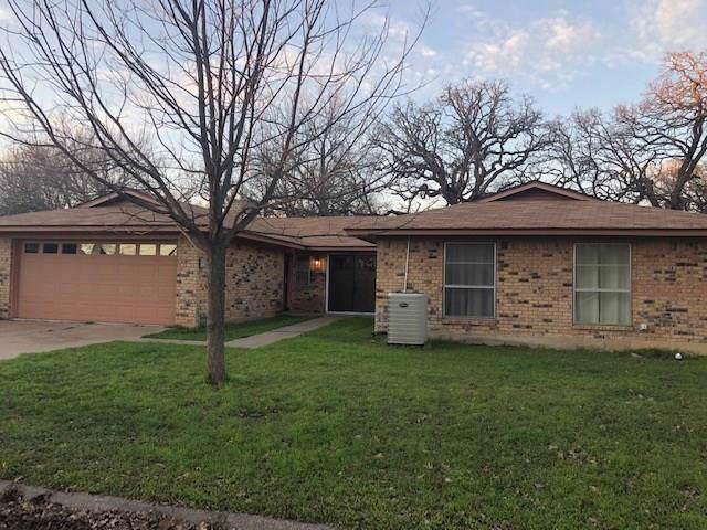 102 Scudder Street, Cleburne, TX 76033 (MLS #14265354) :: The Real Estate Station