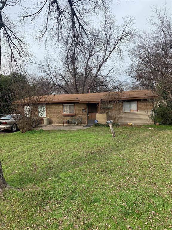5805 Midway Road, Haltom City, TX 76117 (MLS #14265449) :: The Kimberly Davis Group