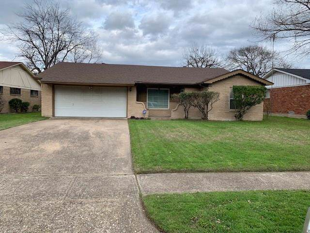 1611 Wagon Wheels Trail, Dallas, TX 75241 (MLS #14265743) :: RE/MAX Pinnacle Group REALTORS