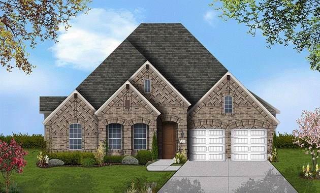 2401 Carrington Drive, Mansfield, TX 76063 (MLS #14265747) :: The Chad Smith Team