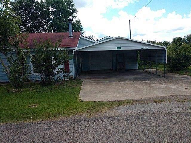 202 S Miller Street, Winfield, TX 75493 (MLS #14265792) :: The Kimberly Davis Group