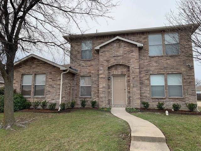 1464 Greenbrook Drive, Rockwall, TX 75032 (MLS #14265858) :: Baldree Home Team