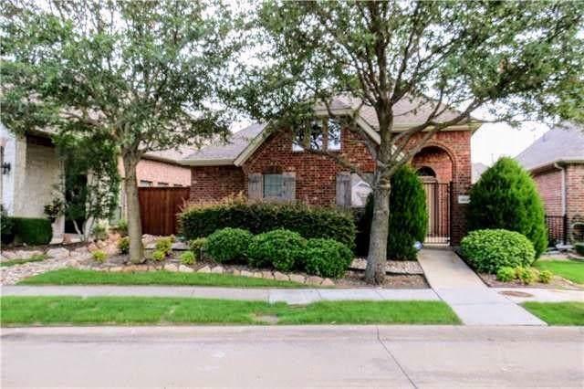 1403 Petersburgh Place, Allen, TX 75013 (MLS #14265916) :: The Kimberly Davis Group