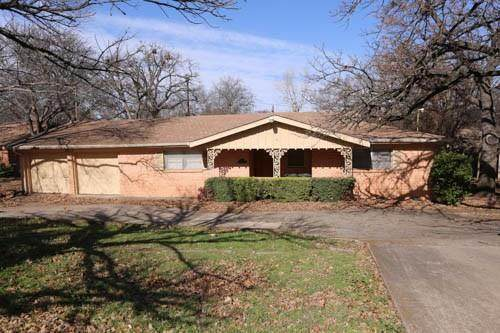 7013 E Meadowbrook Drive, Fort Worth, TX 76112 (MLS #14266523) :: All Cities Realty
